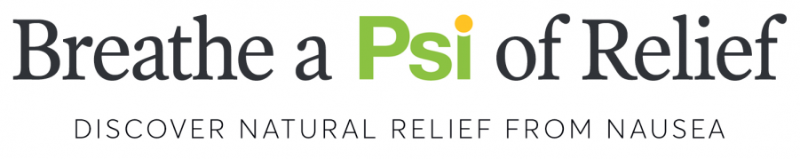 Breathe a Psi of Relief - Discover Natural Relief from Nausea